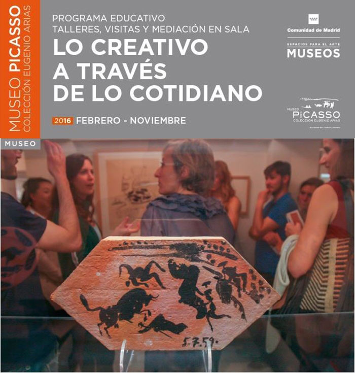 VisitasyTalleres MuseoPicasso
